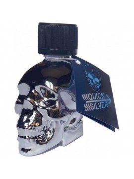 Poppers Quick Silver Skull Amyle - 25 ml