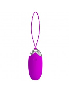 Oeuf vibrant rechargeable - 12 vitesses