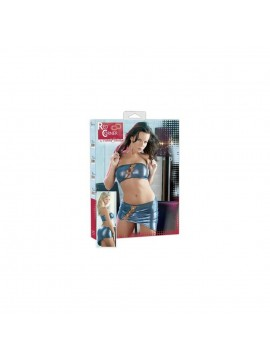 Jupe et Top Duo Glamour Red Corner XS
